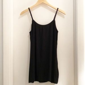 Black Label By Chico's Camisole Black Size 1